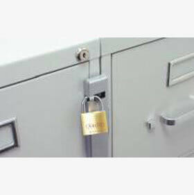 Abus File Cabinet Locking Bars