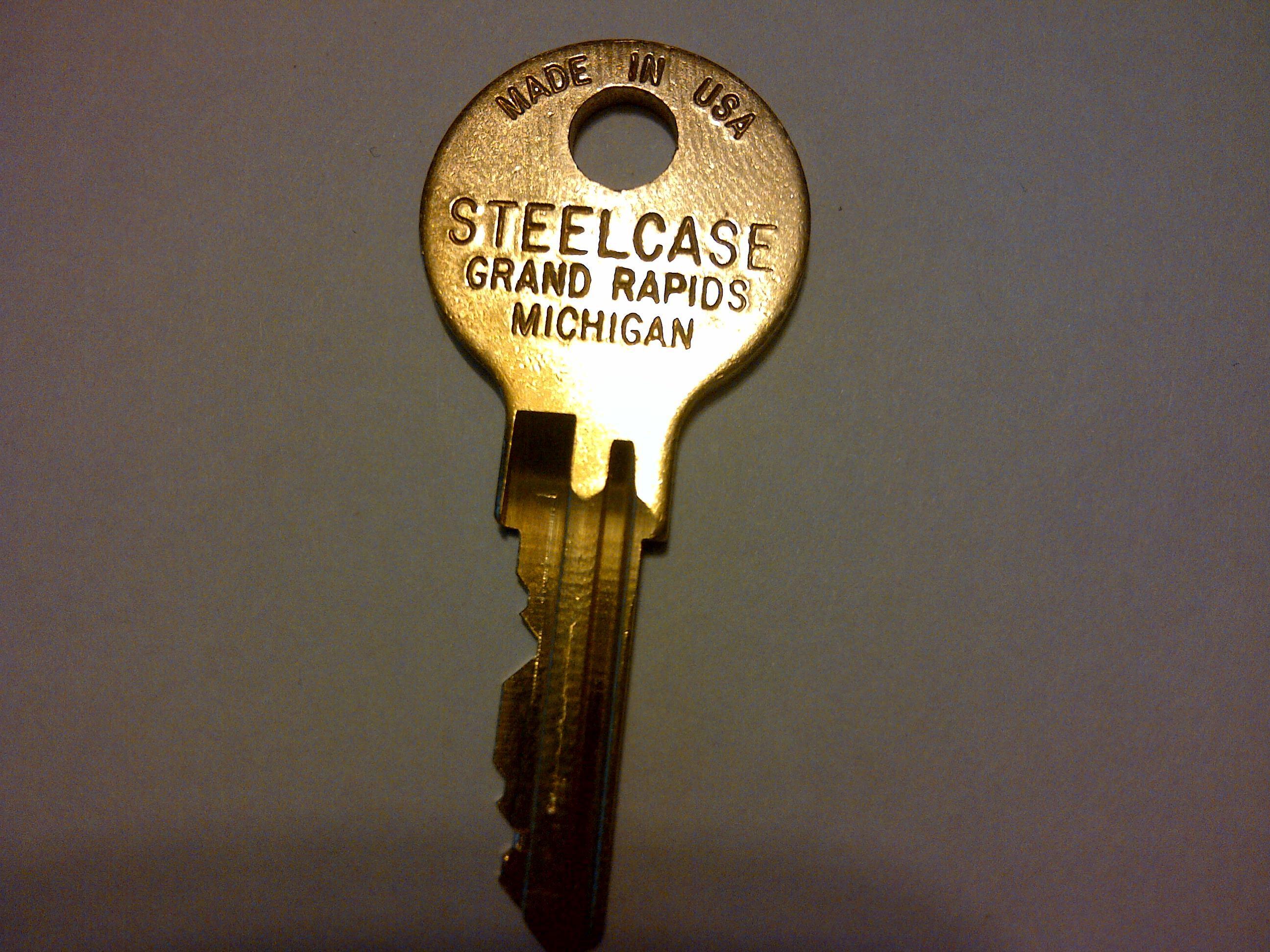 Steelcase Fr1 Fr800 Series Code Keys Steelcase Locks