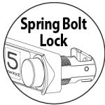 spring-lock